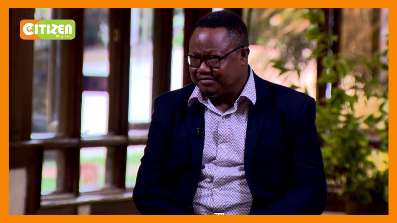 Download Tundu Lissu cautiously optimistic of Tanzania's turn around under President Samia Suluhu