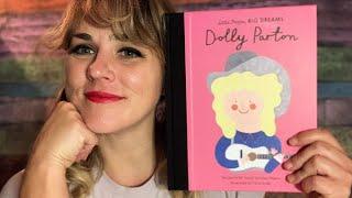Little People, Big Dreams: Dolly Parton - read by Lolly Hopwood