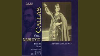 Nabucco Part 4 L Idolo Infranto Va La Palma Del Martirio
