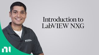 Introduction to LabVIEW NXG