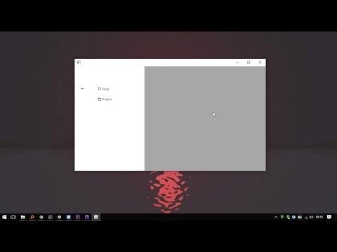 JavaFX UI JIRA Concept - Part 2