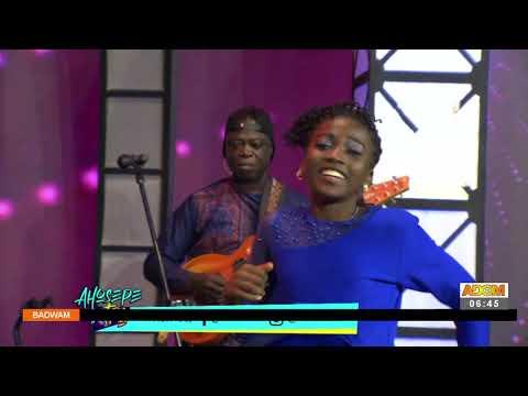 Badwam Ahosope on Adom TV (22-9-21)