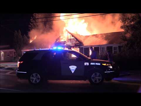 YARMOUTH STRUCTURE FIRE