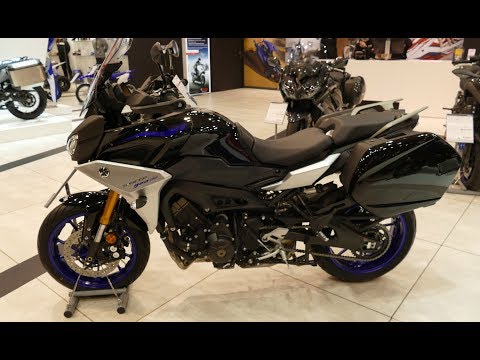 Yamaha Tracer GT Sport Tourinng Motorcycle