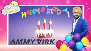 Wishing Ammy Virk A Very Happy Birthday from Speed Records