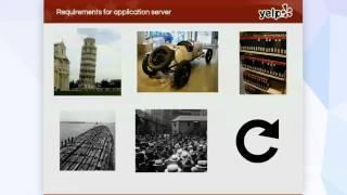 Building a Python Service Stack