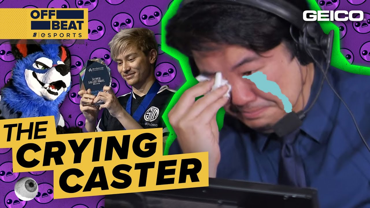 How a Salty, Raging Superfan Became Esports' Iconic Crying Caster