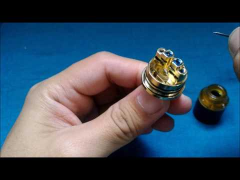 Peerless RDA By Geek Vape | Unboxing And First Impression