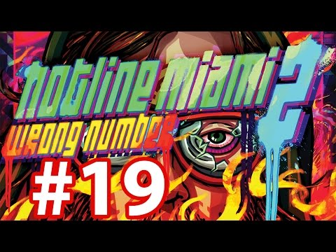 Hotline Miami 2: Wrong Number Прохождение #19 - ПОБЕГ ИЗ ТЮРЬМЫ