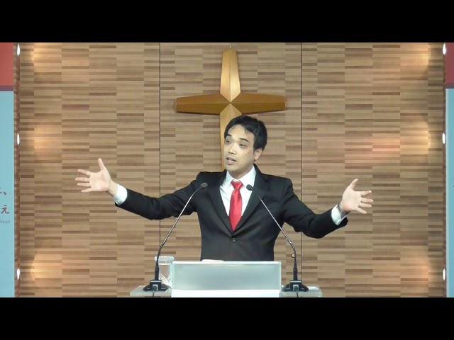 2019/06/02 キリストの名によって歩く(使徒の働き3:1-10)