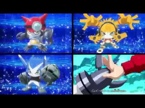 Digimon Universe Appli monsters Evolution