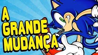 As Mudanças que Sonic Adventure Trouxe