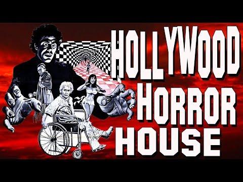 Bad Movie Review: Hollywood Horror House (AKA Savage Intruder)
