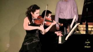 """Ludwig van Beethoven. Violin Sonata op 24 no 5 """"Spring"""". 4 Rondo - Allegro ma non troppo."""