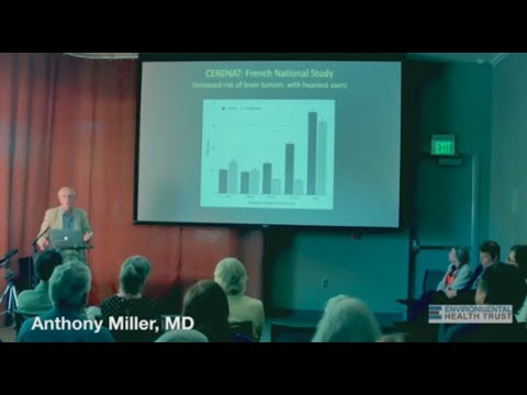 Research Evidence That Cell Phone Radiation Can Cause Cancer Dr. Anthony Miller