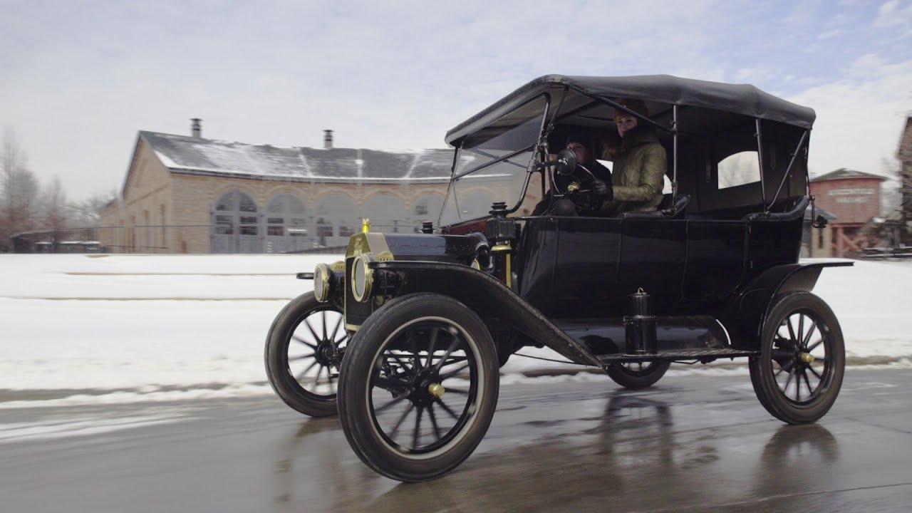 Driving a ford model t is a lot harder than youd think we tried it youtube