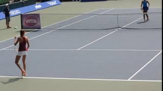東レ パン・パシフィックオープンテニス2016 ダニエラ・ハンチュコワ ダニエラハンチュコバ 検索動画 17