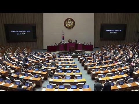 South Korea: Parliament to vote on impeaching President Park Geun-hye