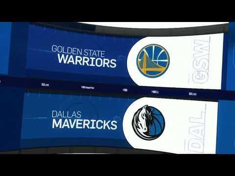 Golden State Warriors vs Dallas Mavericks Game Recap | 11/17/18 | NBA