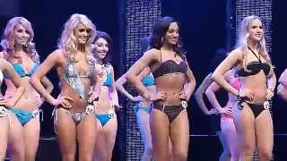miss world canada 2013 bikini swimwear competition