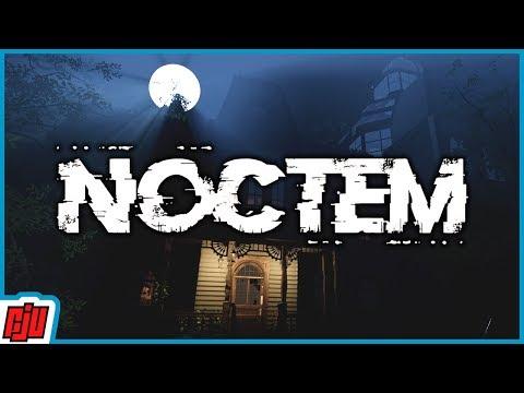 Noctem | Indie Horror Game Demo | PC Gameplay Walkthrough