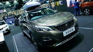 2020 Peugeot 3008 Exterior Interior