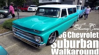 1966 Chevrolet Suburban; Classic Family Cruiser! Walk Around Wednesday