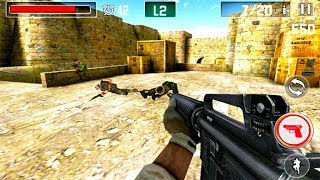 GUN WAR Android iOS GamePlay HD Chapter 2 Level 11-12