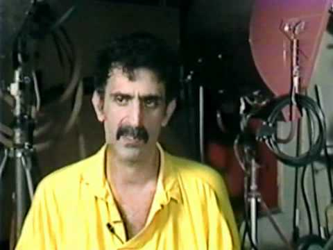 Frank Zappa - Baltimore Interview, August 1985