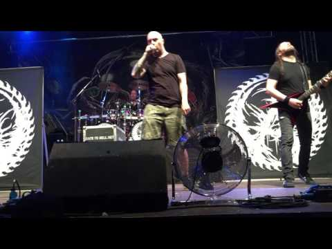 ABORTED Live at DEATH FEAST OPEN AIR 2016