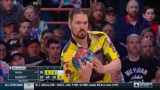 2018 PBA Bowling Tour Finals Semifinals 1