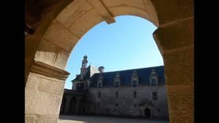 Château de Kerjean - Finistère - Bretagne