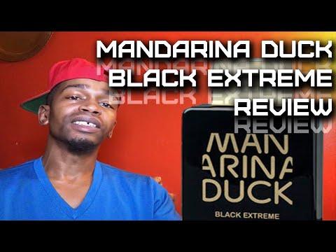 Black Extreme by Mandarina Duck Men's Fragrance Review   My La Nuit Void Filler