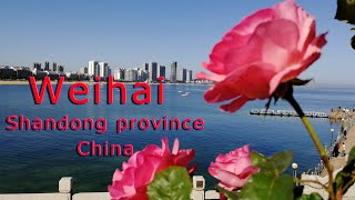 Weihai, a city with combination of Chinese and Western culture