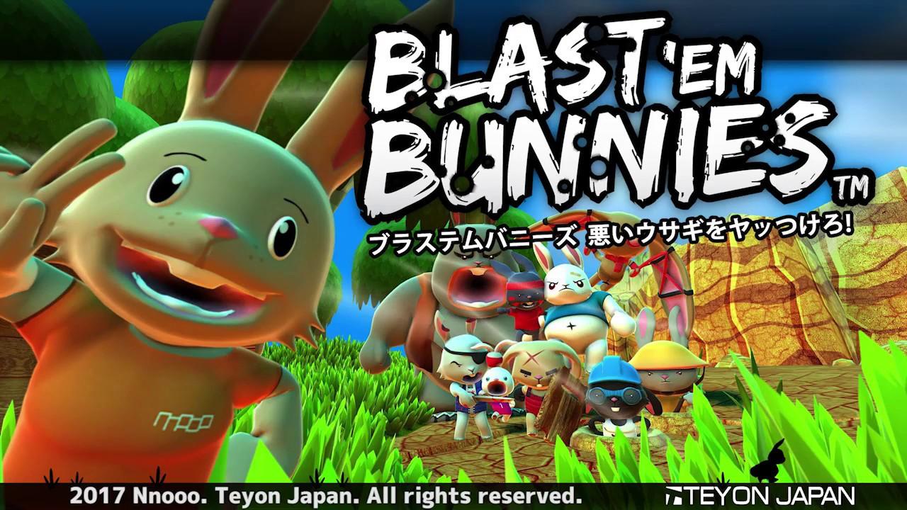 ブラステムバニーズ 悪いウサギをヤッつけろ!_gallery_1
