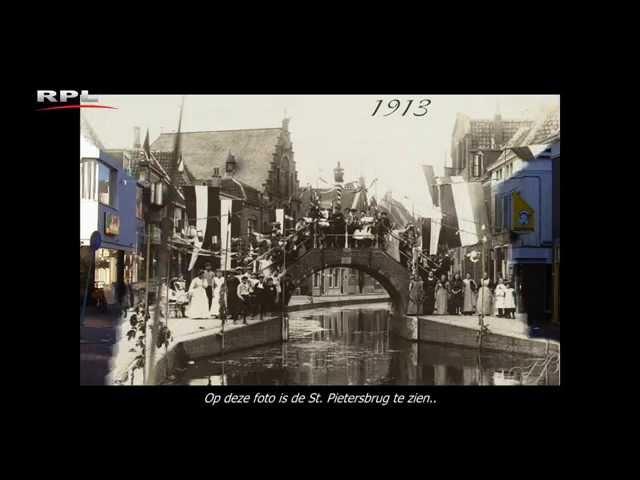 RPL TV Woerden - Rijnstraat, Terugkijken door het sleutelgat van de tijd