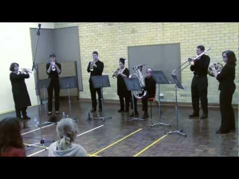 Hoffman Brass Recital 2012