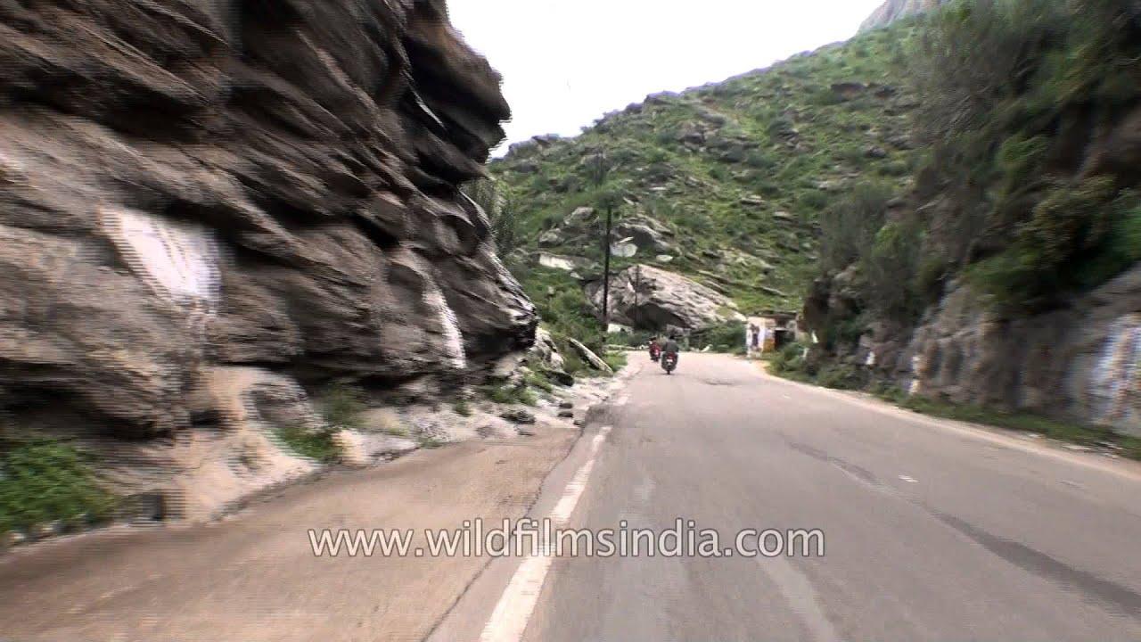 Pushkar to Ajmer through the Pushkar Ghati by WildFilmsIndia