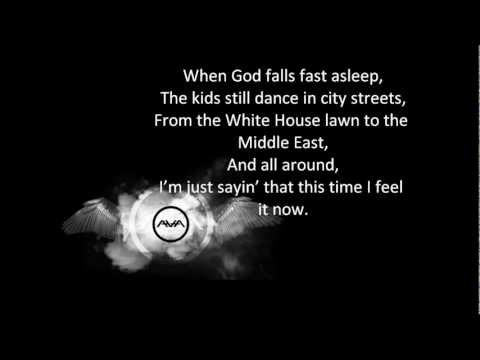 Angels & Airwaves-Surrender Lyrics