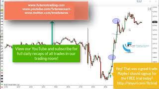 100617 -- Trade of the Day - Gold /GC UT Long Winner up to 114 ticks!