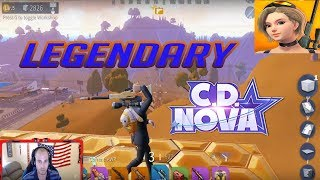 SOME LEGENDARY SNIPES BOYS!!!! ZELDA! (Creative Destruction)