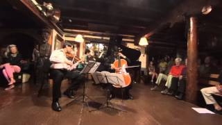 """Beethoven Piano Trio Op. 70 """"Ghost"""" - I. Allegro vivace: Sergiani-Velázquez, Chan and Su"""