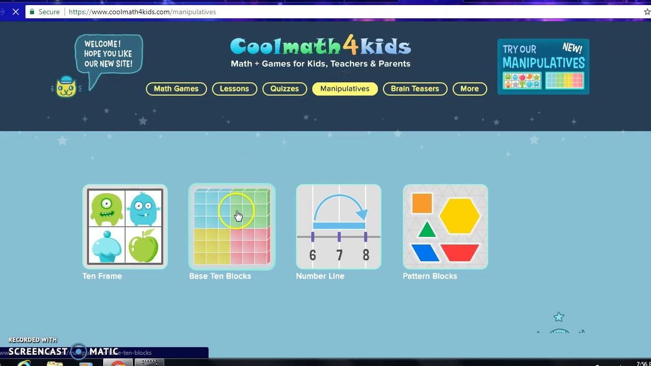 Coolmath4kids - YouTube