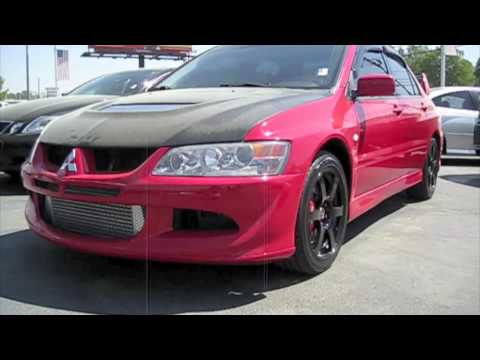 2003 Mitsubishi Lancer Evolution Start Up, Exhaust, And In Depth Tour    YouTube