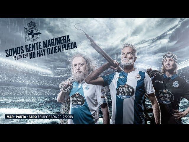 LVI #TrofeoConcepciónArenal RCD Live en A Malata #DéporXiraClínicaPardiñas
