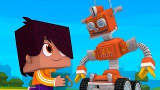 ЙОКО | Сборник серий 21-25 | Мультфильмы для детей