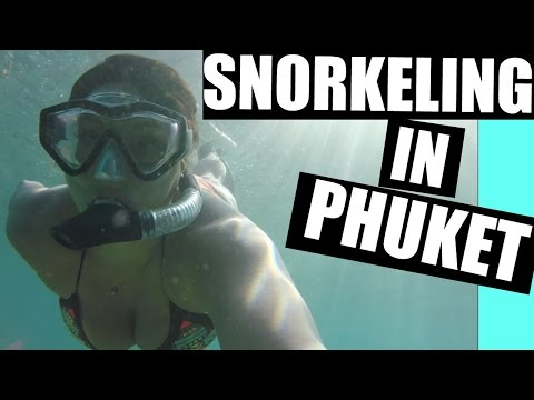 Island Hopping + Snorkeling in Phuket!