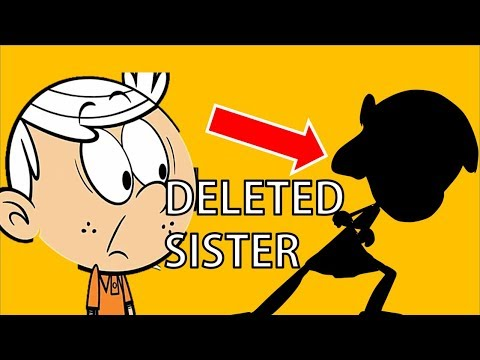 5 Missing Loud House Sisters That Were Deleted From The Show