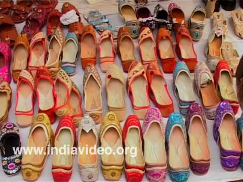 Jute Footwear from Haryana