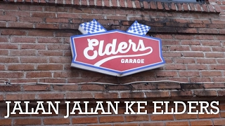 Bikin Stang Jepit di Elders Garage - vlog 115